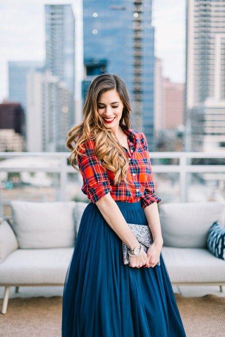 A Very Austin Blogger Christmas
