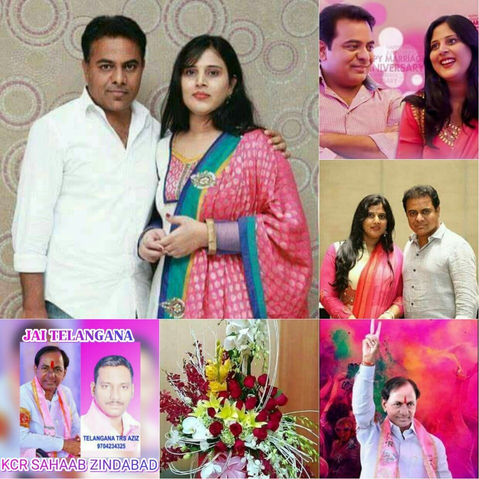 Is KCRs daughter-in-law richer than his son KTR?