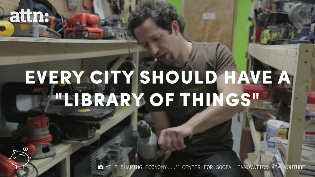 Libraries: not just for books anymore. @ATTN