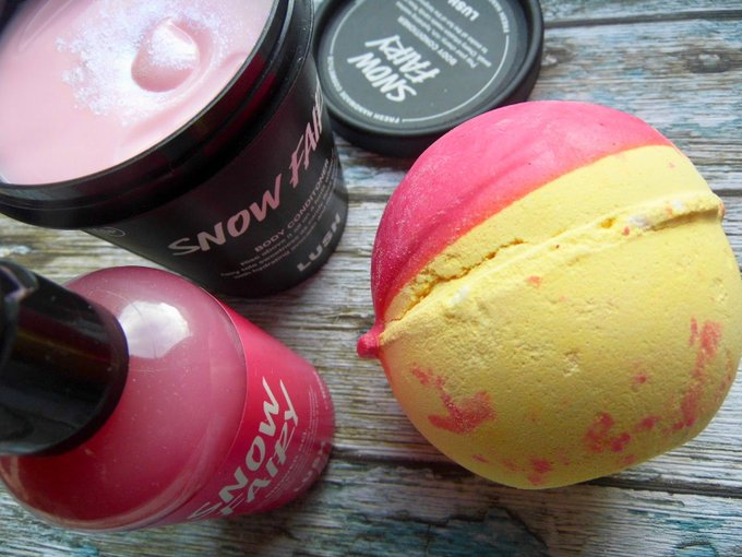 BLOGMAS: What You NEED From Lush (Before It's Gone!)