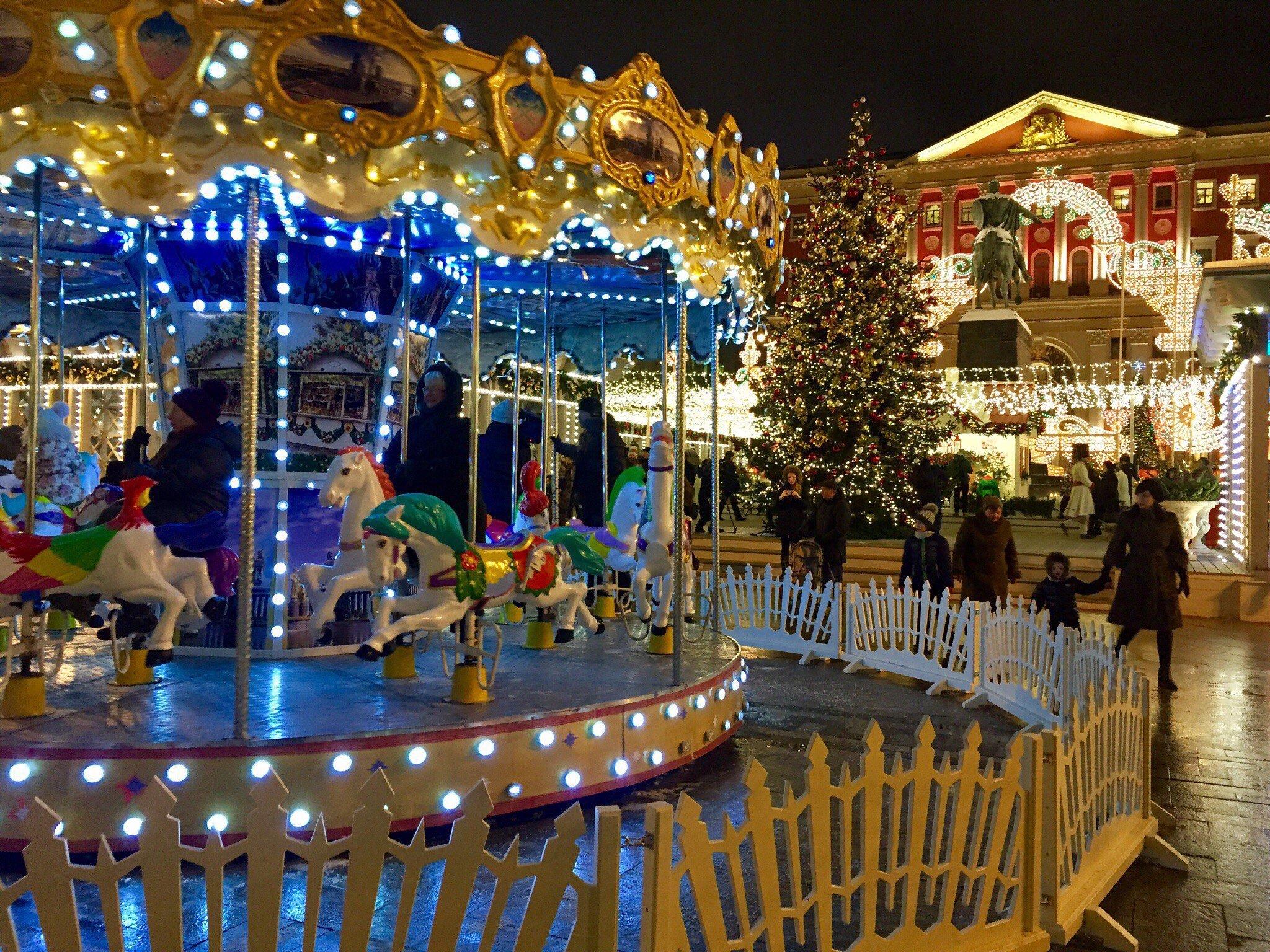 фестиваль рождество москва фото влиянием