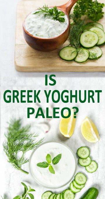 Is Greek Yogurt Paleo?