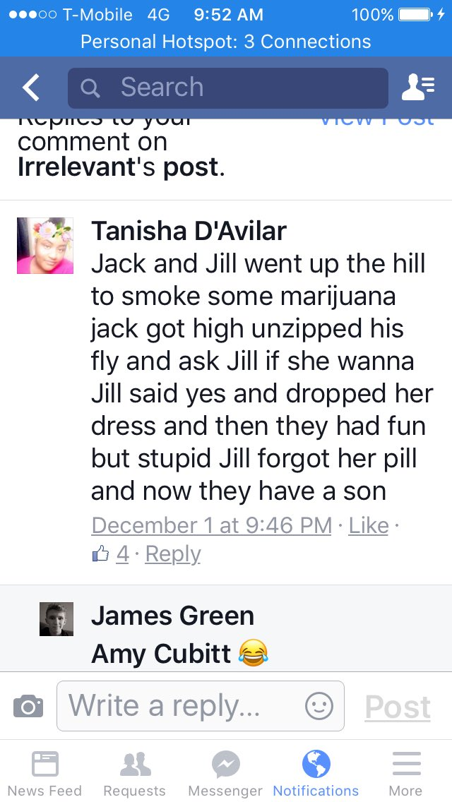 Jack And Jill Went Up The Hill To Smoke Some