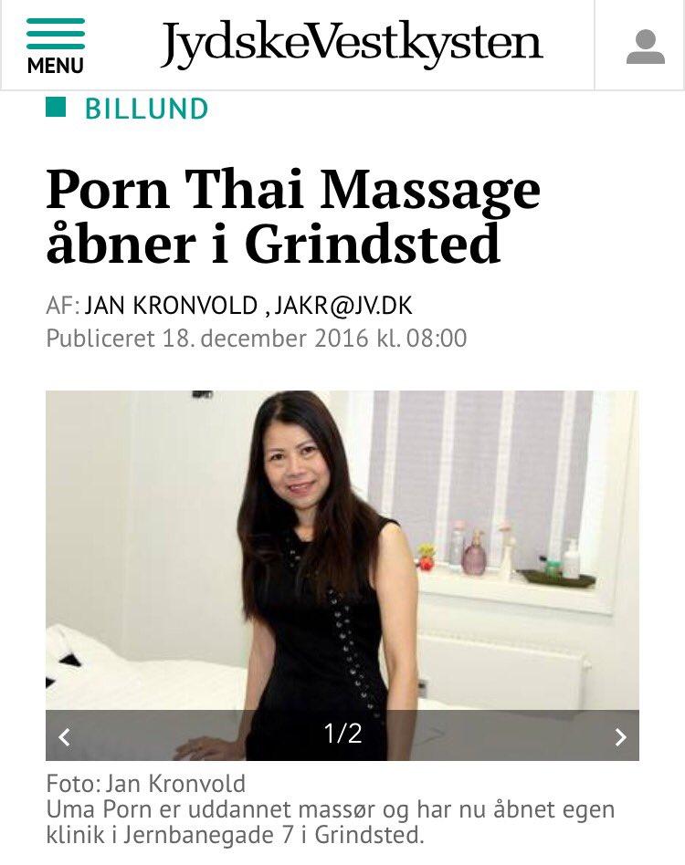 thai massage grindsted