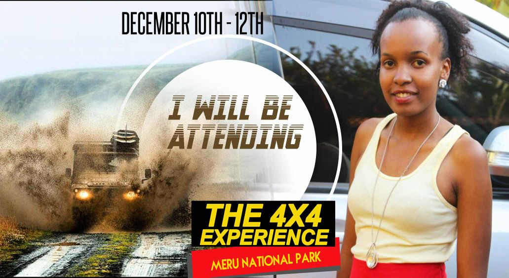 #the4x4Experience is going down ths weekend,Miss out, You&#39;l really miss out #TembeaKenya  #tembeaMeru @SodieGeorge @dj_smik @KennieTheDancer<br>http://pic.twitter.com/OXHmFWeD6s