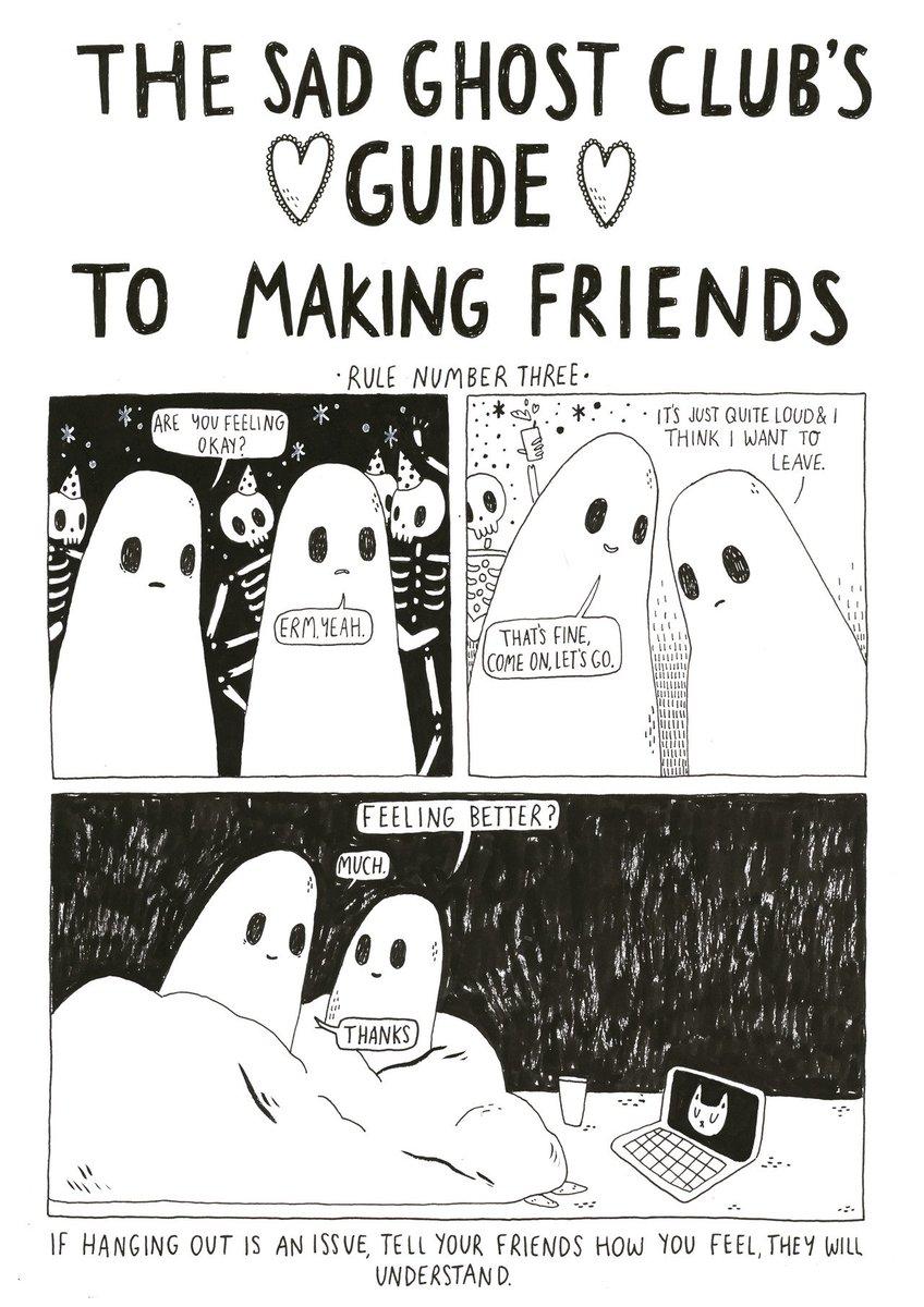 The Sad Ghost Club (@thesadghostclub) | Twitter