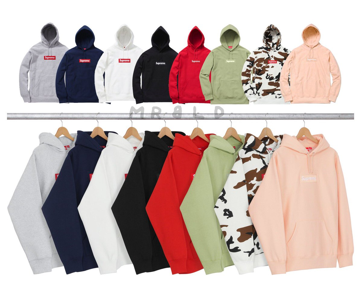 Buy supreme box logo hoodie 2016   56% off! 84e873a36a02