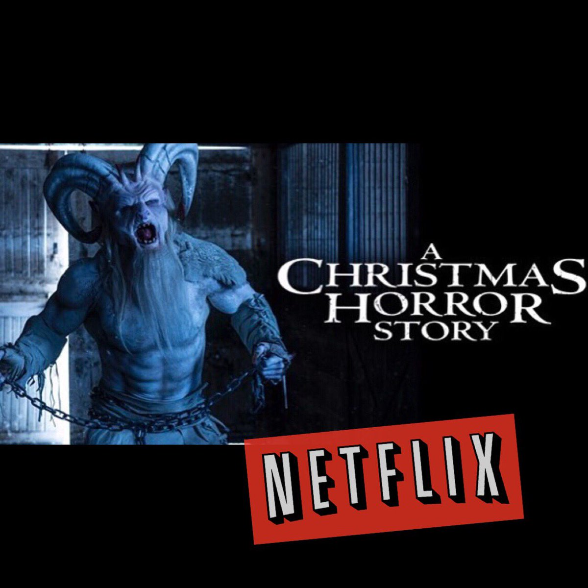 "Rob Archer on Twitter: ""A Christmas Horror Story is now avail on #NetFlix Don't forget to watch THE BEST Xmas horror film ever made #Christmas #horror ..."