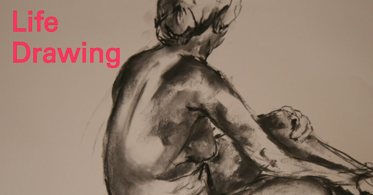 Life Drawing: book now for January's classes https://t.co/LxY39Tns3n