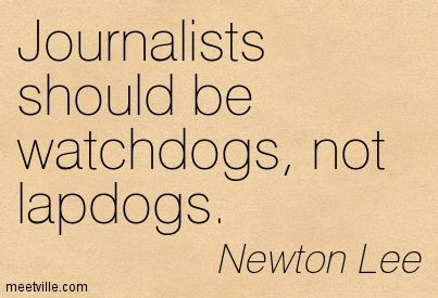 #Quotes #Journalists #Watchdogs #NewtonLee https://t.co/Ewoqdv83I6