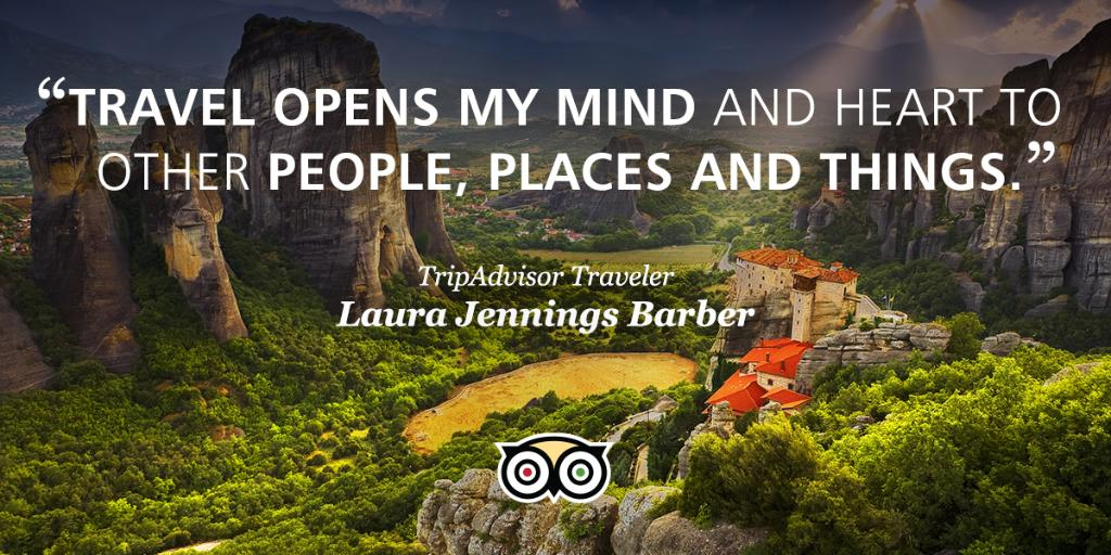 Tripadvisor On Twitter Does Traveling Open Your Mind And Heart Rt