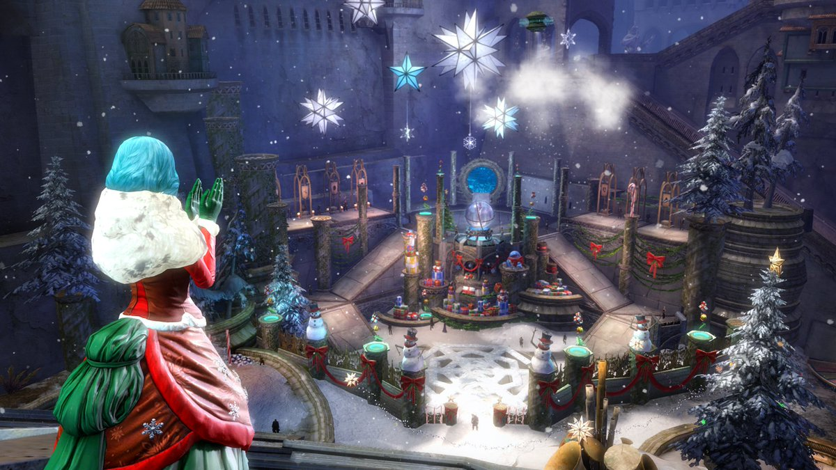 Guild Wars 2 On Twitter Are You Ready For Wintersday Its
