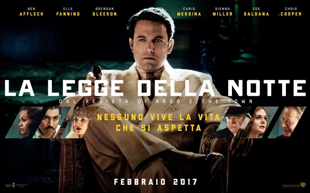 Film al Cinema: La Legge della Notte con Ben Affleck