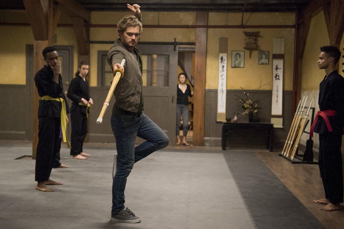 Iron Fist/Netflix Showrunner Scott Buck (Six Feet Under, Rome, Dexter) - Page 2 CzBB5OaW8AAXwlN