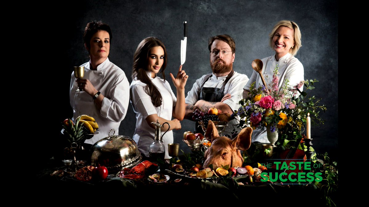 THE HEAT IS ON!! Tune into #TasteofSuccess on @RTEOne at 8.30PM this evening to see who gets through to the final!!pic.twitter.com/BXAaeiTHK5