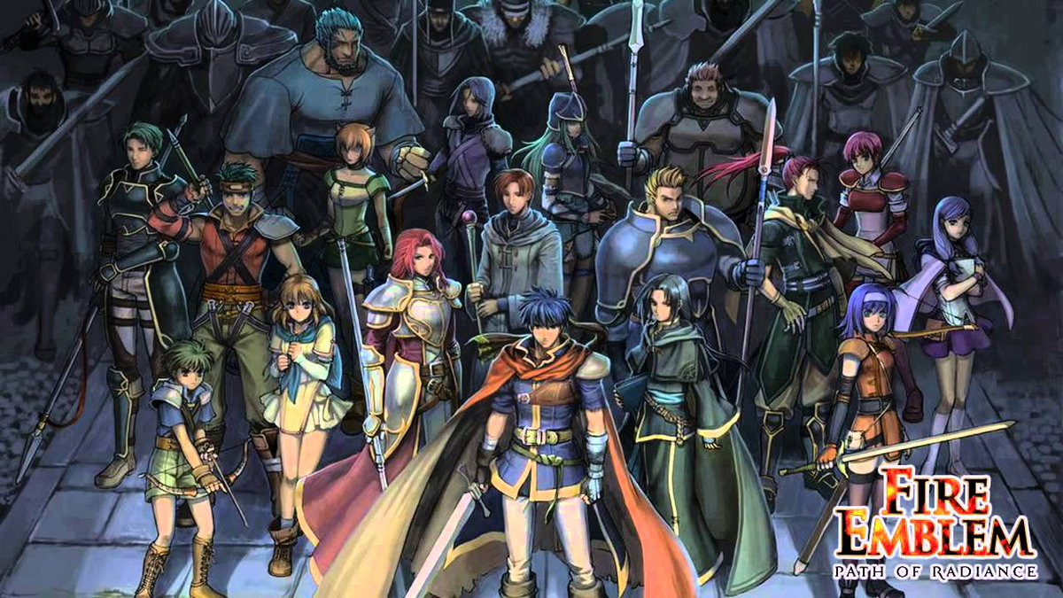 Fire Emblem and the Path of Radiance