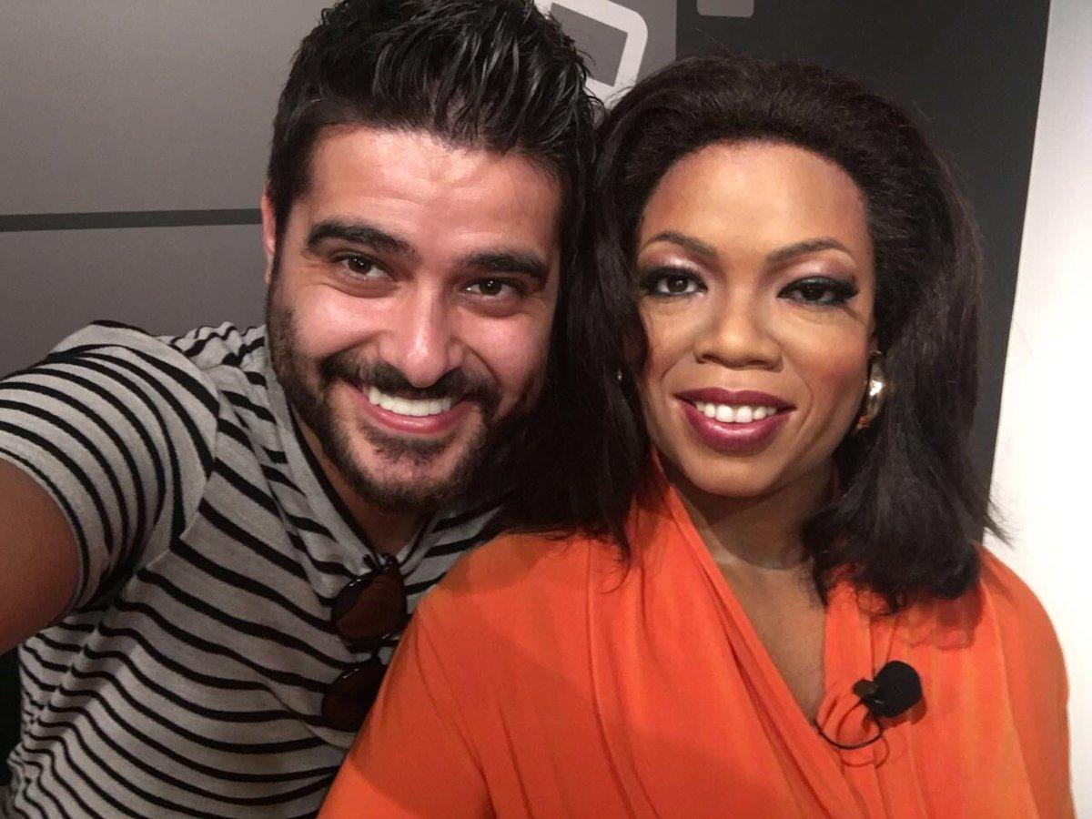 Selfie Oprah