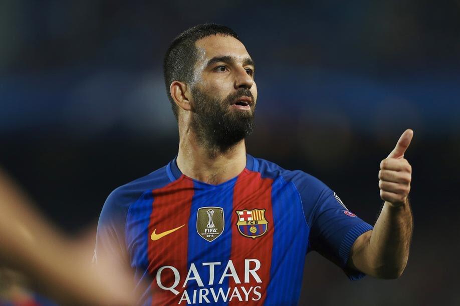 هدف برشلونة الرابع في مرمي مونشنجلادباغ