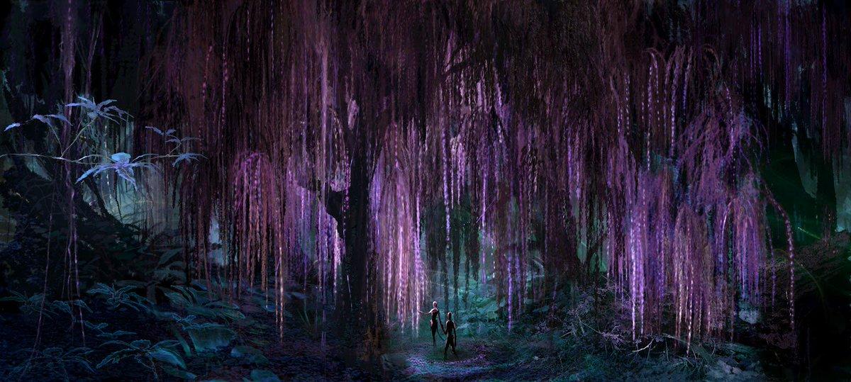 Avatar 2009 Concept Art