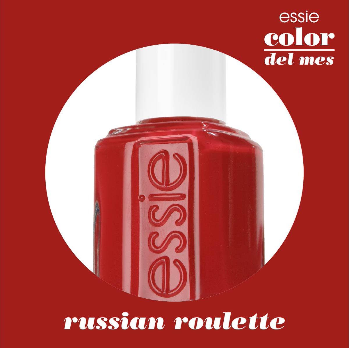 Y para llenarnos de alegría y color esta navidad el #colordelmes es russian roulette  Encuentra todos los tonos en: https://t.co/KRfcBoQA6U https://t.co/pwB4sU2OUc
