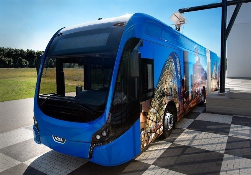 Bus Fleet Of Eindhoven & Helmond (Netherlands) Completely Electric Starting On December11 https://t.co/anOi0G2Sex https://t.co/ff7ueSyHm3