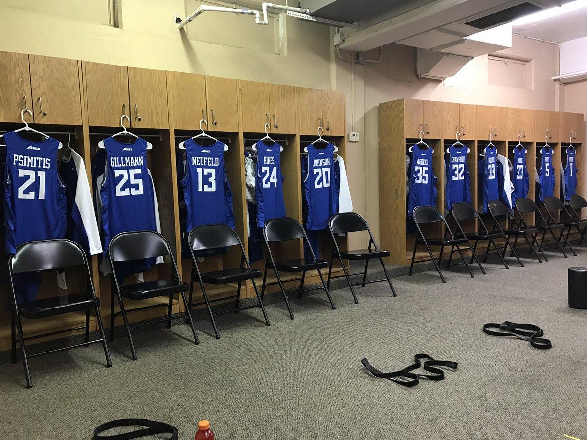 Slu Mens Basketball Locker Room