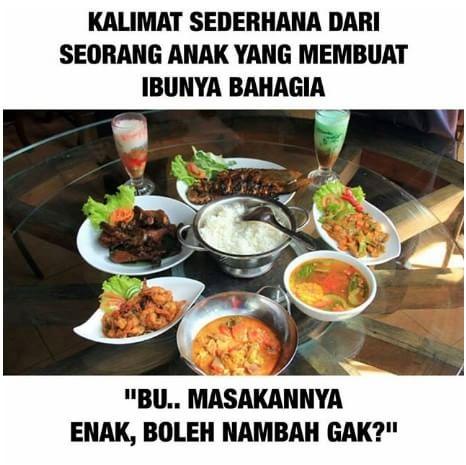 Meme Comic Indonesia On Twitter Love Masakan Emak Zon