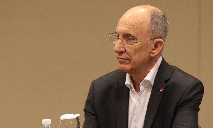 Rui falcão se reune com Jorge Viana e defende eleições gerais no país. https://t.co/qZAXLRyP48