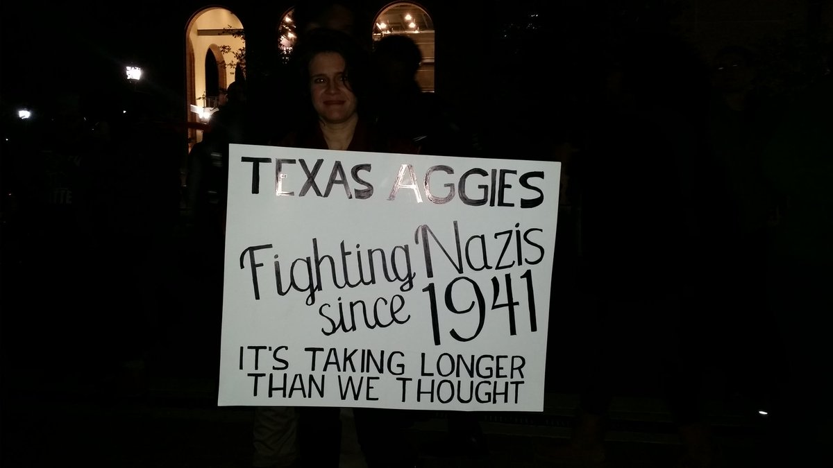Never thought I'd say it, but well done Aggies  #BTHOhate https://t.co/Y2PwPnaJcZ
