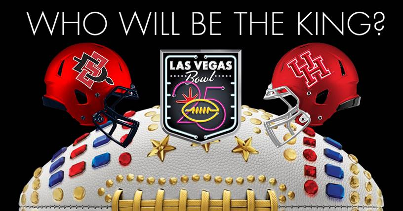 Enter to win the ultimate VIP experience to this year's @LasVegasBowl!