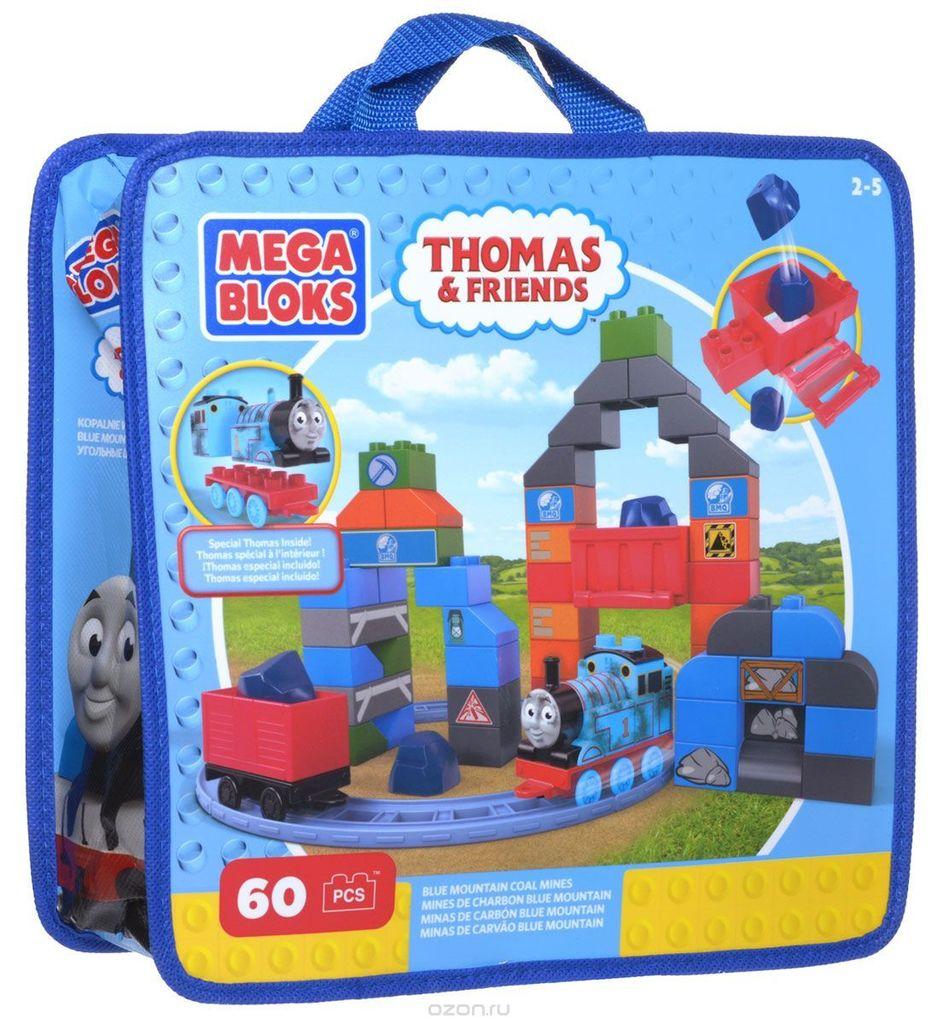 конструктор mega bloks сумка эко 60 дет голубой отзывы