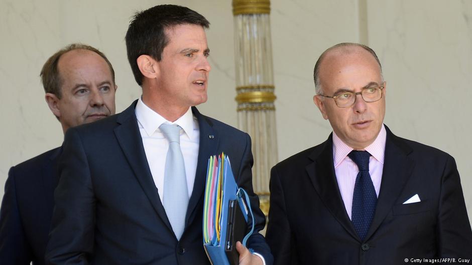 #BernardCazeneuve BCazeneuve named French PM after #Valls quits  http:// dw.com/p/2Tnlb?maca=e n-tco-dw &nbsp; … …<br>http://pic.twitter.com/iOJFpCz9rh  http:// dlvr.it/MqS8vS  &nbsp;  <br>http://pic.twitter.com/6qEHOFH2jp