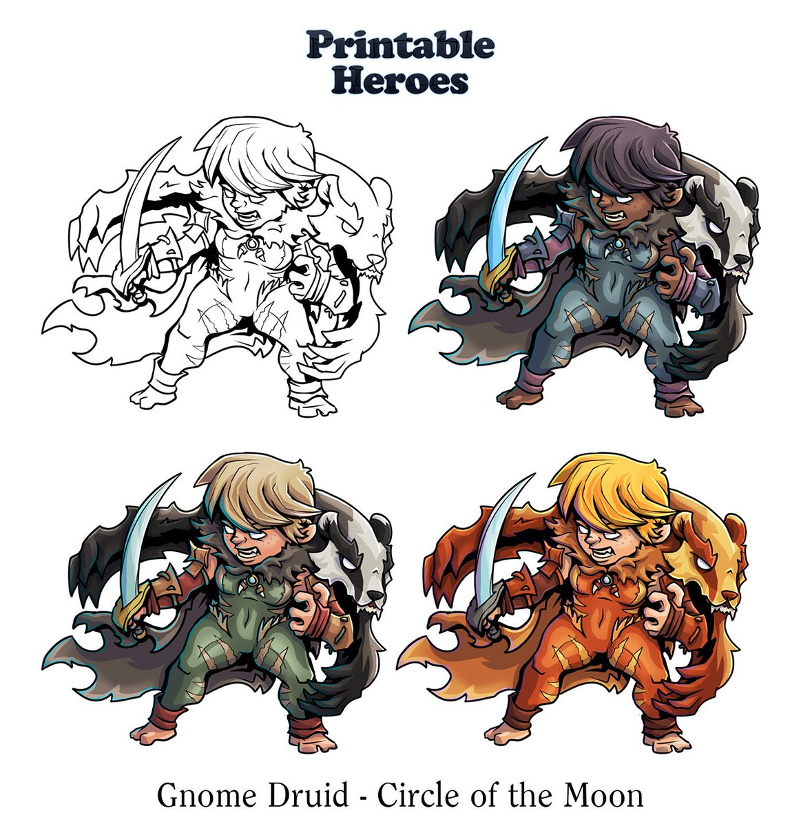 graphic regarding Printable Paper Miniatures named Marshall Brief upon Twitter: \