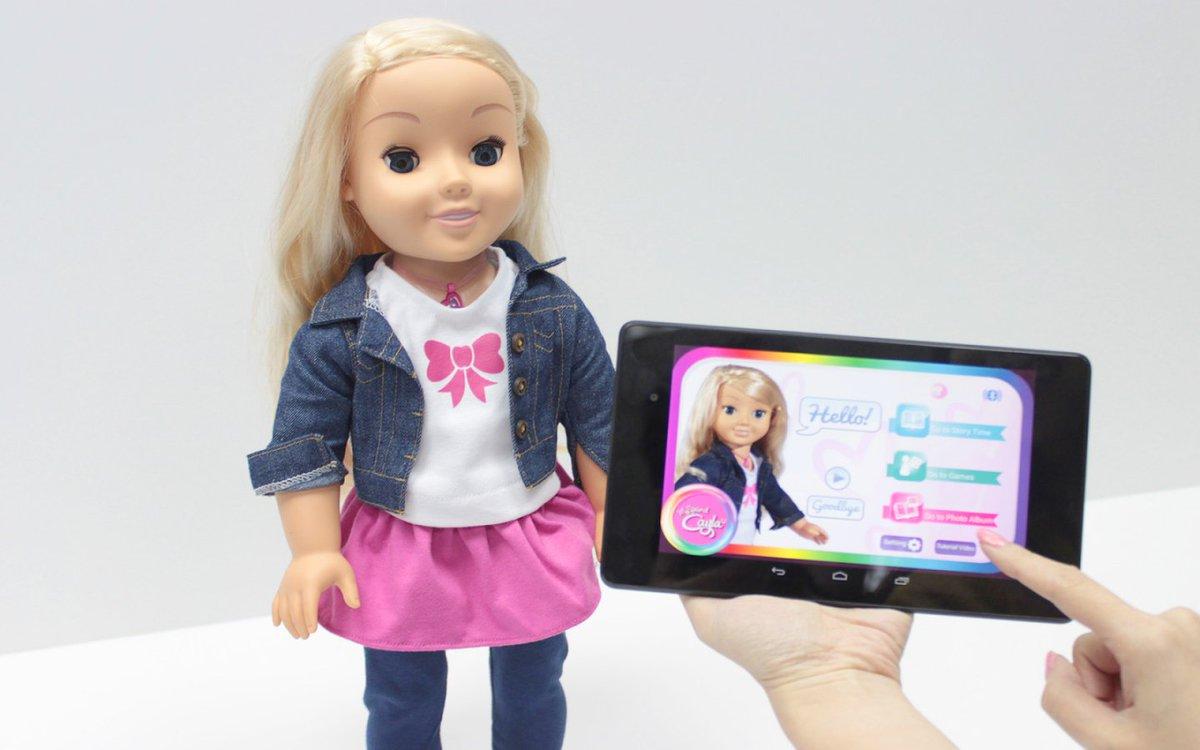 Giocattoli Smart Toy sono spie