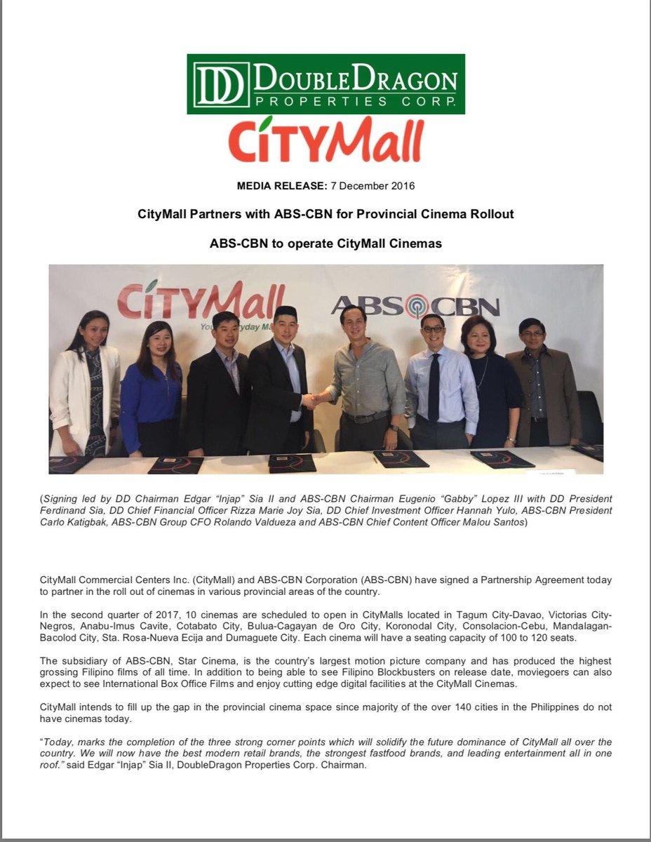 Citymallph On Twitter Doubledragon Signs Today Dec 7 2016