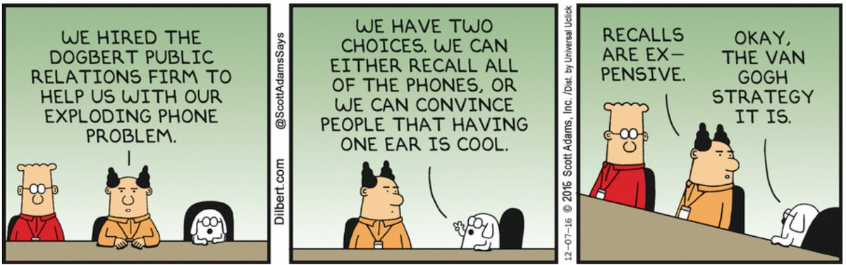 Van Gogh Strategy Dilbert Today Scoopnest Com