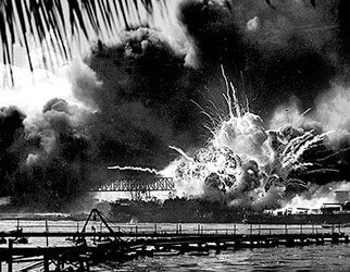 This day, 1941, 'a date which will live in infamy.' #PearlHarborRemembranceDay