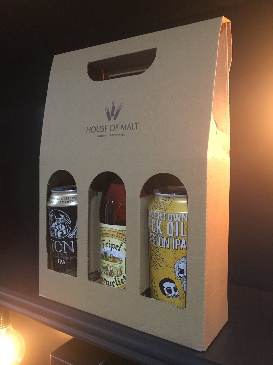 Craft beer gift box - House Of Malt On Twitter New Craft Beer Gift Boxes Now In Whiskyshop Craftbeer Beer Giftideas Carlisle Cumbria Beavertown Stonebrewery Trappist