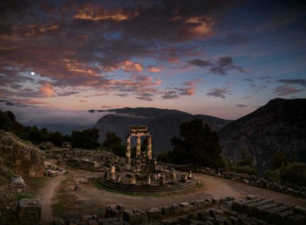Best Photographs of 2016 https://t.co/0P09Cahdo1 via @NatGeo #Delphi #Greece https://t.co/kof2ReZ3c8