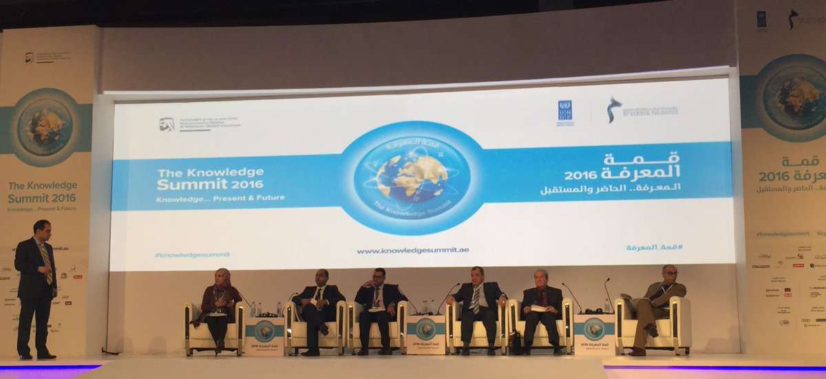 @undp closing session on Arab #knowledgeindex introducing 2016 results at #knowledgesummit @ArabKnowledge @UNDPArabic @MBRF_News<br>http://pic.twitter.com/yZCtVHYwZD