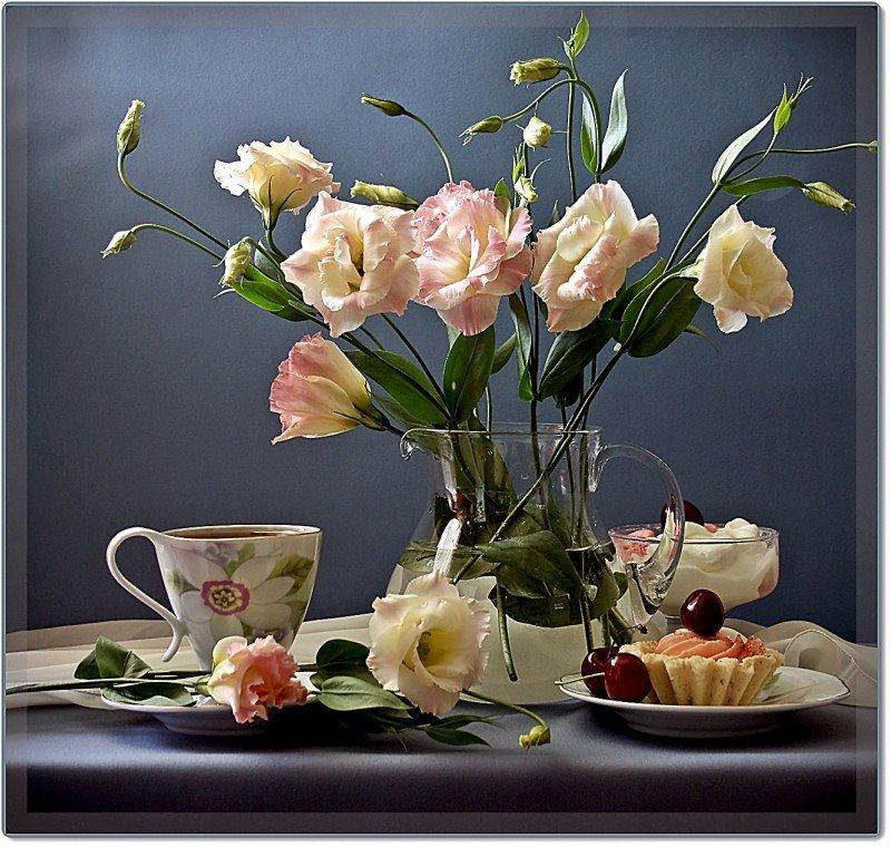 Добрый день и вечер картинки с розами