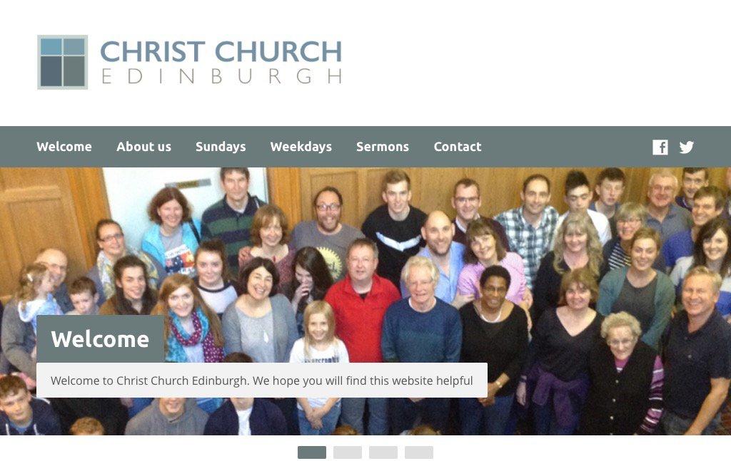 Christchurch Twitter: Christ Church Edin (@christchurch_ed)