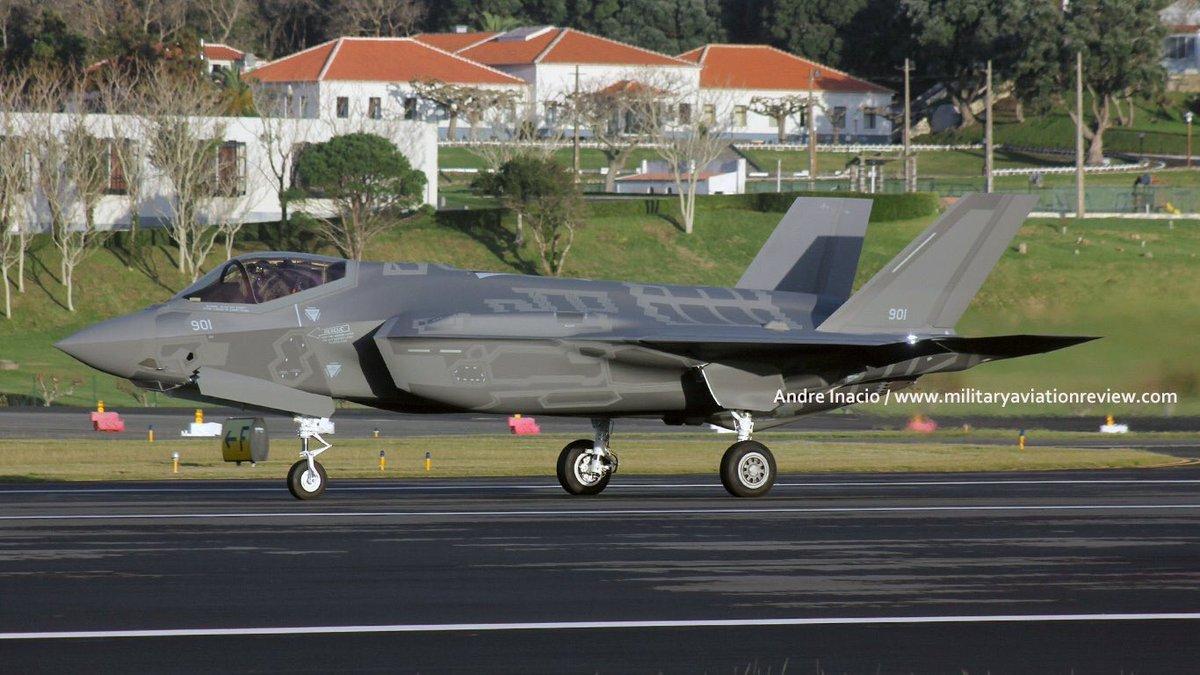 إسرائيل تتسلم أولى مقاتلات «إف 35» الأميركية في ديسمبر CzF9wLAXAAEwedW