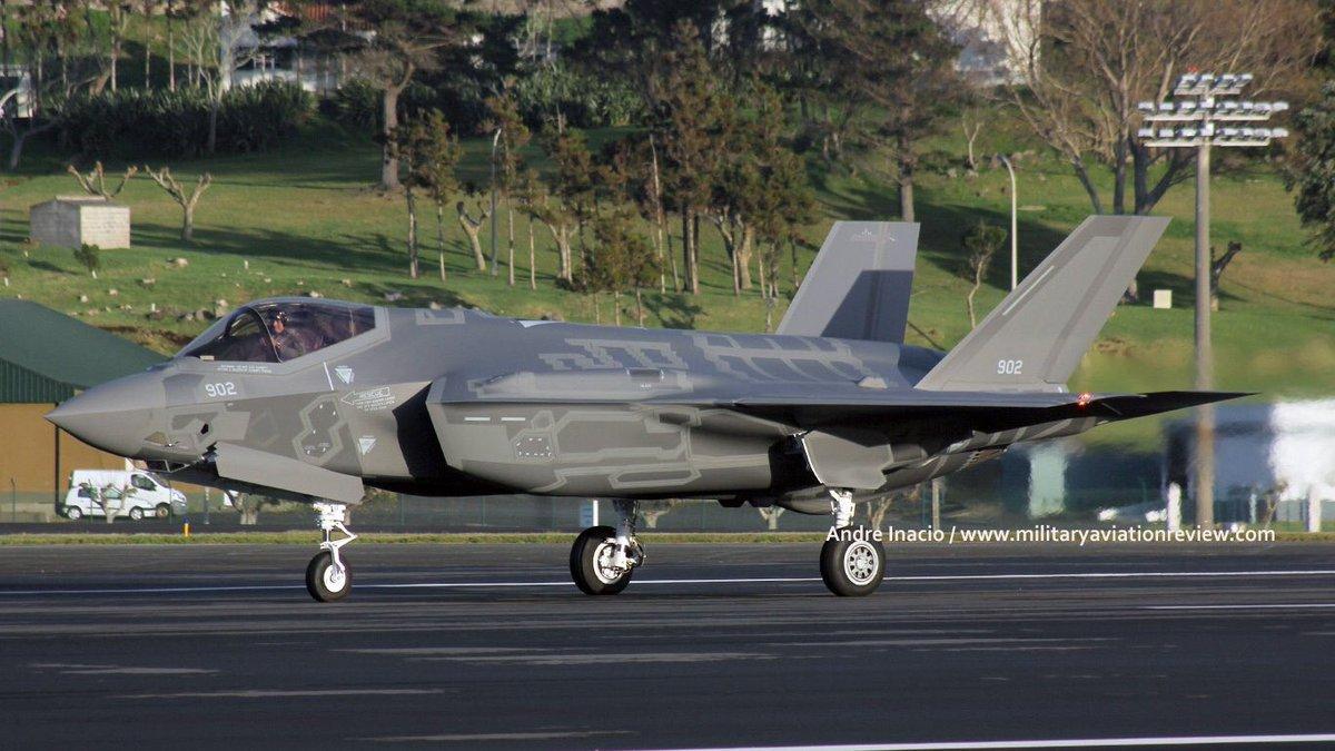 إسرائيل تتسلم أولى مقاتلات «إف 35» الأميركية في ديسمبر CzF9wLCXAAUkL4_