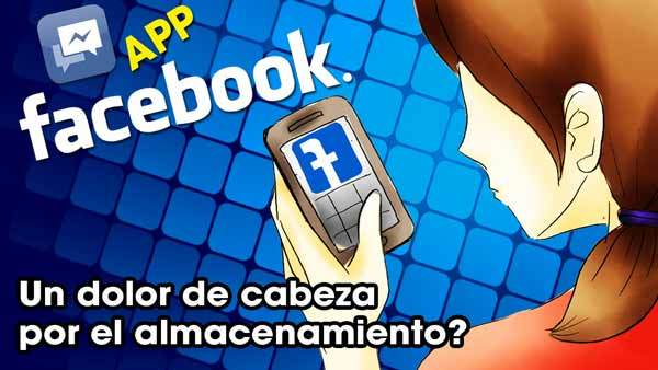 Thumbnail for  Facebook app para smartphone Android y Appel, Descarga y Criticas