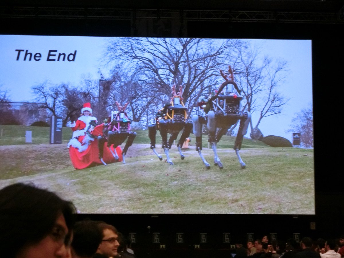 Future style of Santa Claus #nips2016 https://t.co/2kVT5k8gzw