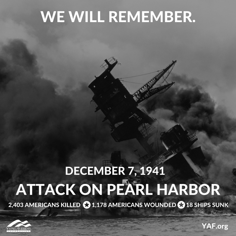 Today we observe the 75th anniversary of the attack on Pearl Harbor. We will always remember. #PearlHarbor75 https://t.co/5pWPKSfu8h
