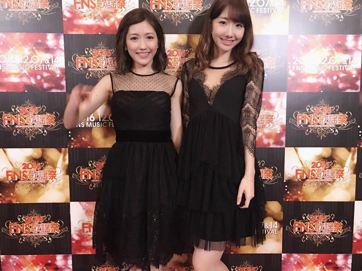 黒いドレスが可愛い柏木由紀