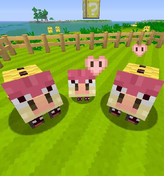 Nintendo Everything On Twitter Minecraft Wii U Edition Images - Skins fur minecraft wii u