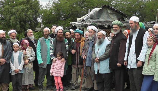 Resultado de imagen para religión musulmana en el bolson